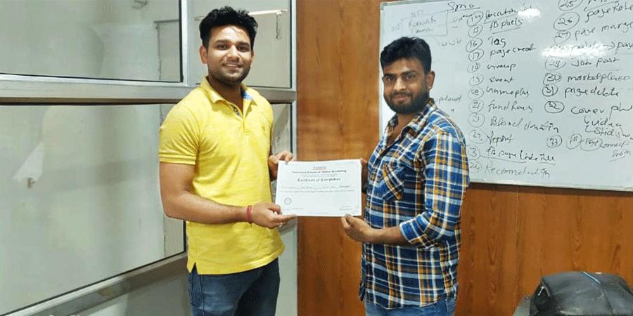DSOM - Digital Marketing Course in Dehradun, Training institute